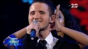 Траян Костов - X Factor Live (02.12.2014)