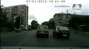 Как руснаците се справят с пътната ярост
