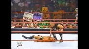 D - Lo Brown vs. Shawn Stasiak - Wwe Heat 29.09.2002