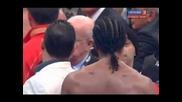 Россия Владимир Кличко (победа) и Дэвид Хэй 02 07 2011