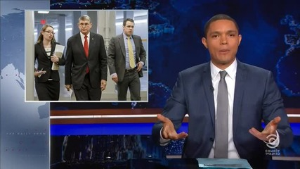The Daily Show with Trevor Noah / Ежедневното Шоу с Тревър Ноа - Епизод 1 - 28 Септември '15