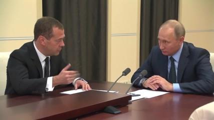Russia: Putin appoints Mutko as new deputy PM; Kolobkov to be Sports Minister