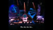 **превод** Aлла Пугачова - Без Меня