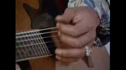 Jimi Hendrix-Hear My Train Comin(Acoustic)