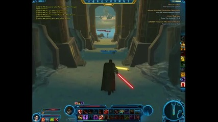 Star Wars The Old Republic High level Sith Marrauder gameplay 2-2