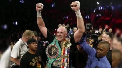 Фюри победи с технически нокаут Уайлдър и отне пояса му на Световния боксов съвет
