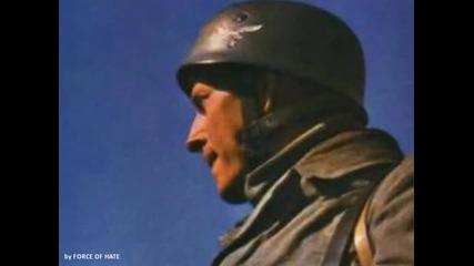 Ние сме зелените дяволи - песен на германските военни парашутисти