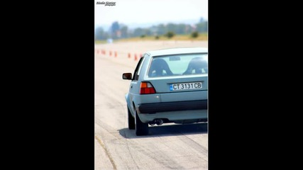 Golf 2 Vr6 2.8 Project Bulgaria