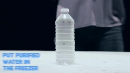 8 интересни трика с вода, които ще разбият представите, че са истински