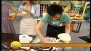 Гала ще приготви традиционни хлябове от три континента - На Кафе (04.03.2015)