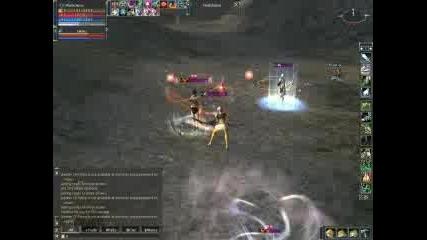 Lineage2 Hawkeye And Bladedancer