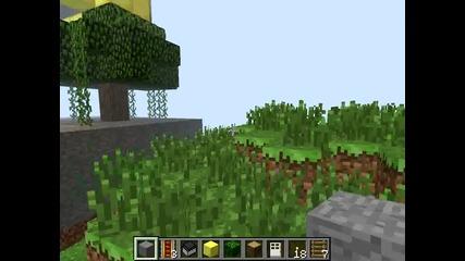 Minecraft - Пръв Строеж