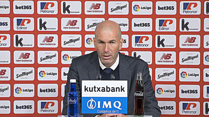 Spain: 'It's a lie' - Zidane hits back at rumours about departure from Real Madrid