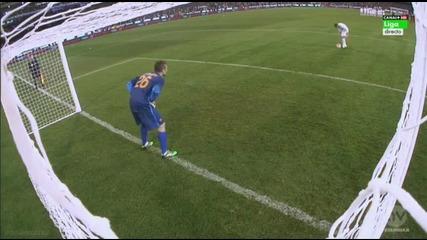 Реал Мадрид - Рома 6:7 (0:0) след дузпи