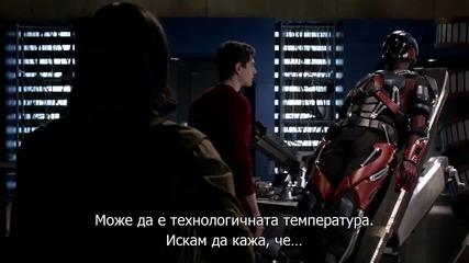 Светкавицата Сезон 1 Епизод 18 част 1