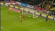 ВИДЕО: Швеция с първи успех в квалификациите