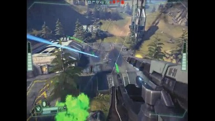 Tribes Ascend Official Gameplay