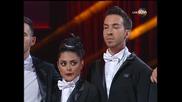 """Dancing Stars - Отборно предизвикателство - отбор """"Танго"""" (22.04.2014г.)"""