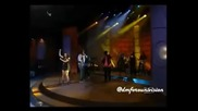Dulce Maria canta Inevitable en Don Francisco Presenta