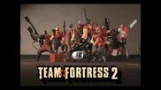 Team Fortress 2 Music Dispenser Erection
