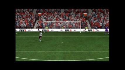 Манчестър Юнайтед - Ливерпул (дузпи)