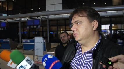 Мениджърът на Делев: Турците искат договор за 3,5 години, ние за две и половина, но ще се разберем