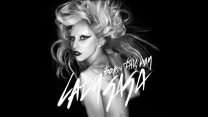 Lady Gaga - Born This Way Audio