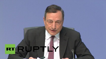 "Germany: ""Strong agreement"" needed to ensure Greece stays in Eurozone - Draghi"