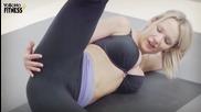 Упражнения за красиви бедра и стегнато дупе