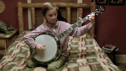 Това момче ще ви изуми с таланта си!