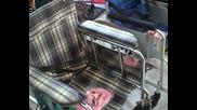 Връчиха дарение от 112 детски инвалидни колички за болниците в страната