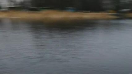Спининг риболов на щука с фотоапарат