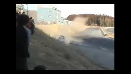 Fast Cars Drifting
