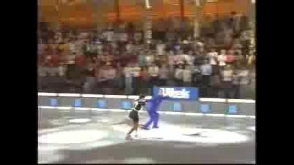 Екатерина Гусева в  Шоуто звезди На Леда 4
