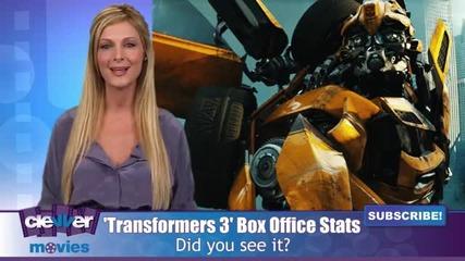 Transformers 3 Dark of the Moon Earns $13.5 Million In Tuesday Sneak Peeks