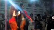 Инцидент по време на танц