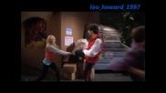 Братя по карате - Бойна сцена от епизода