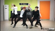 Vixx - On and On (dance practice) Dvhd