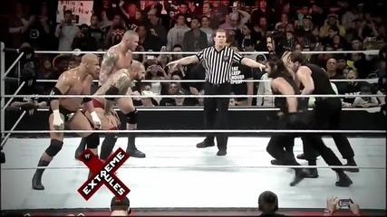 The Shield vs Evolution - Paback Promo 2014