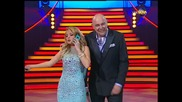 Dancing Stars - Танцът на седмицата на Михаела Филева и Светльо - хип-хоп (01.04.2014 г.)