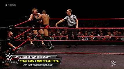 Ashton Smith vs. Wolfgang: NXT UK, Nov. 14, 2018