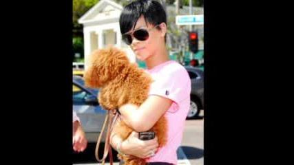 Just Rihanna!