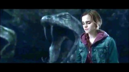All 7 Horcruxes Getting Destroyed_(1080p)