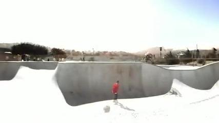 Gopro! Скейт в пасифика !