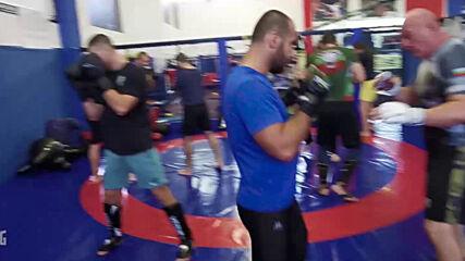 Видео от FAST Masterclass #1 с ММА боеца Никола Дипчиков