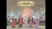 Ансамбль русская Песня - Черемуха