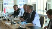 Germany: Lavrov meets EU's Mogherini ahead of Syria talks in Munich
