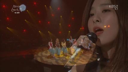 Red Velvet ( Seulgi) - I Have Nothing @ 160401 Kbs You Hee-yeol's Sketchbook