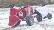 Сантамобил - Дядо Коледа се моторизира