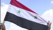 Хуманитарна помощ и разруха в Алепо